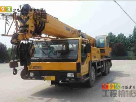 浦沅出售 25吨汽车吊 qy25e 200000元