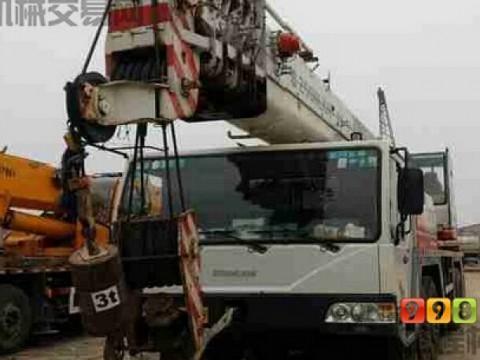 中联出售 70吨汽车吊 qy70v532 720000元