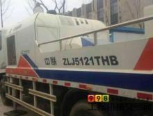 转让处理一台12年出厂的全新中联9018车载泵