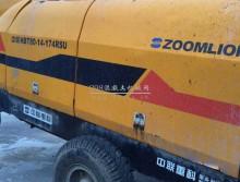 2011年中联174Rs拖泵,只打了两万方,秒杀一口价8万处理