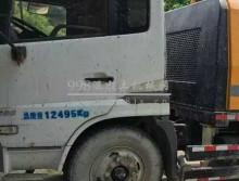 2011年三一重工9018车载泵