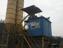 2011年山东建友HZS75E搅拌站优价转让