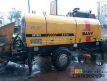2009年三一重工拖泵出售