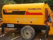 8万出售2010年11月中联拖泵一台