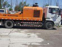 2013年7月 中联CIFA 9014车载泵 里程8千!