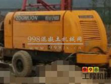 出售2009年中联6013电动拖泵