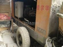 出售2011年佳尔华8016电动拖泵