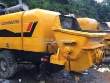 15万出售2011年9月中联拖泵一台