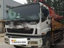 60万出售2010年三一五十铃37米泵车