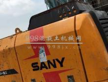 出售一台11年出厂的三一601816电动拖泵