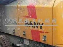 10年出厂的三一601816电动拖泵!