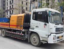 35万出售京牌2012年三一9018车载泵