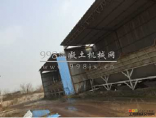 出售2010年徐州砼一双120搅拌站