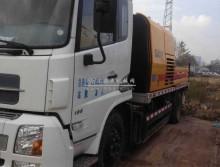 2012年7月三一9018车载泵出售