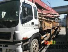 09年徐工37米泵车