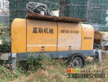 4万转让2011年星联8013-110KW电机拖泵
