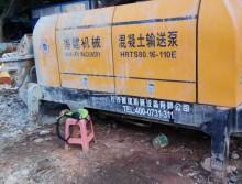 6.5万转让2013年善建8016电拖泵
