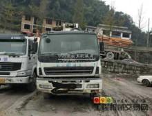 30万包户转让2007年中联五十铃37米泵车