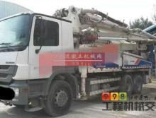 出售中联11年38米泵车,奔驰底盘,车况好!