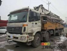 2014年福田48米泵车