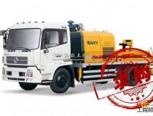 求购中联或三一车载泵9018
