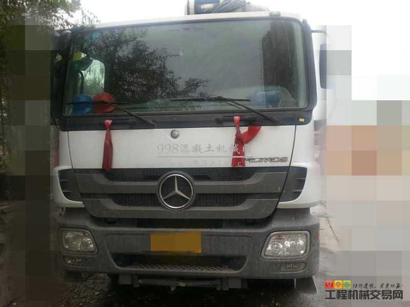 2012年中联47米奔驰泵车出售