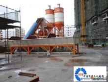 转让全新中联重科混凝土搅拌站型号JS1000