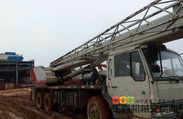 09年中联吊车出售 _吊车_起重_设备_998工程机械交易网