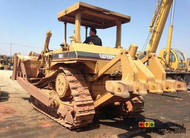 专业销售二手CATERPILLAR卡特推土机的图片