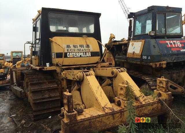 原产CAT卡特彼勒D7G推土机转让,美国产原松土器的图片