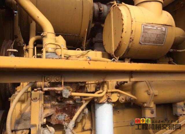 出售原装CAT卡特彼勒814B轮式推土机,美国原产的图片