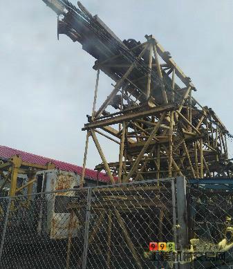 出售2011年大宇5610塔吊
